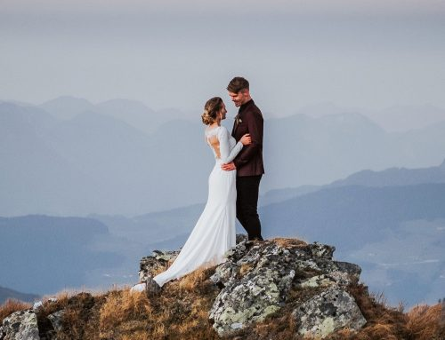 Tyrol Mountain Wedding Moni & Lennard