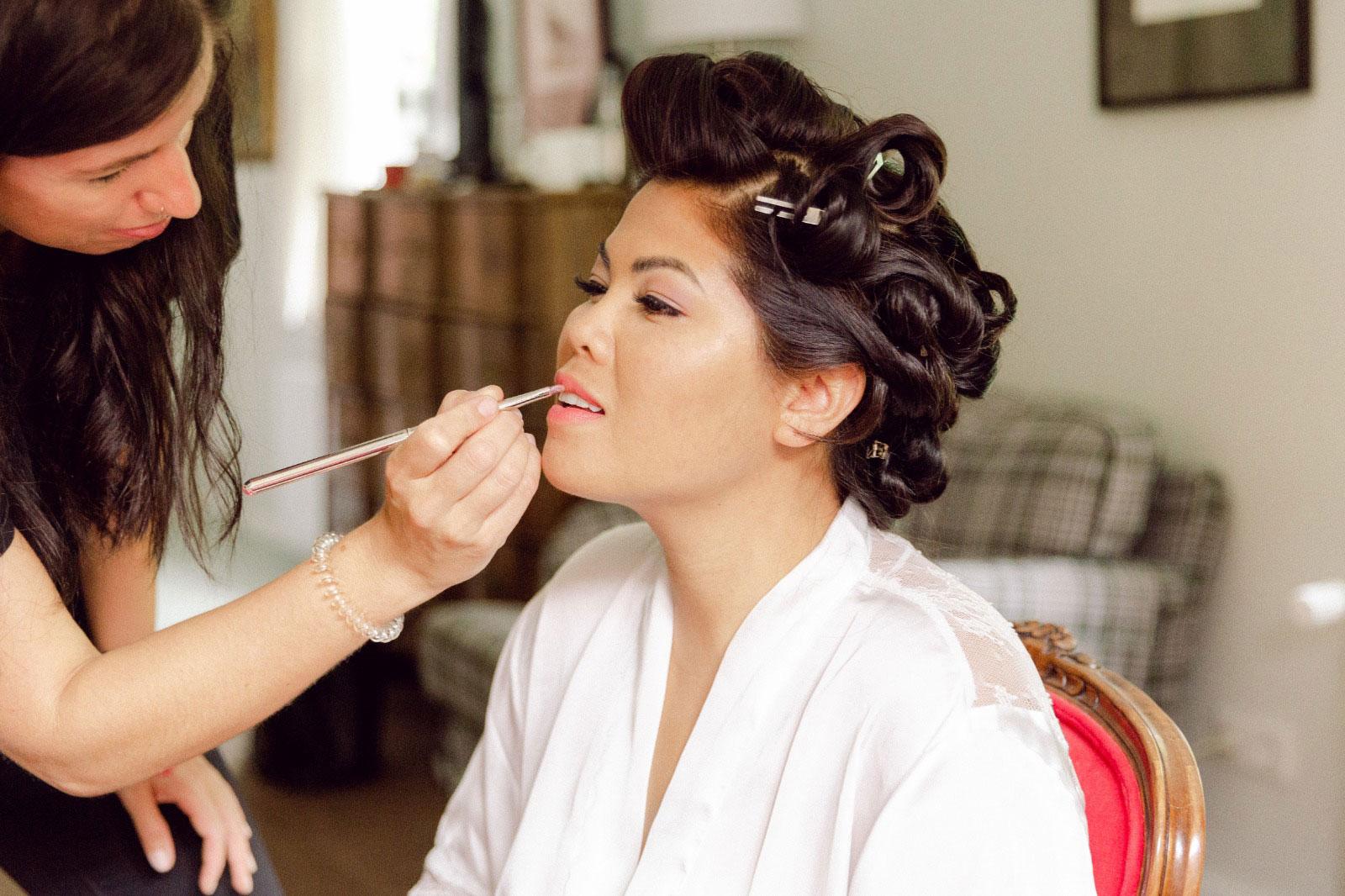 bridalhairandmakeup makeup Artist hamburg germany destination Wedding Melanie R.