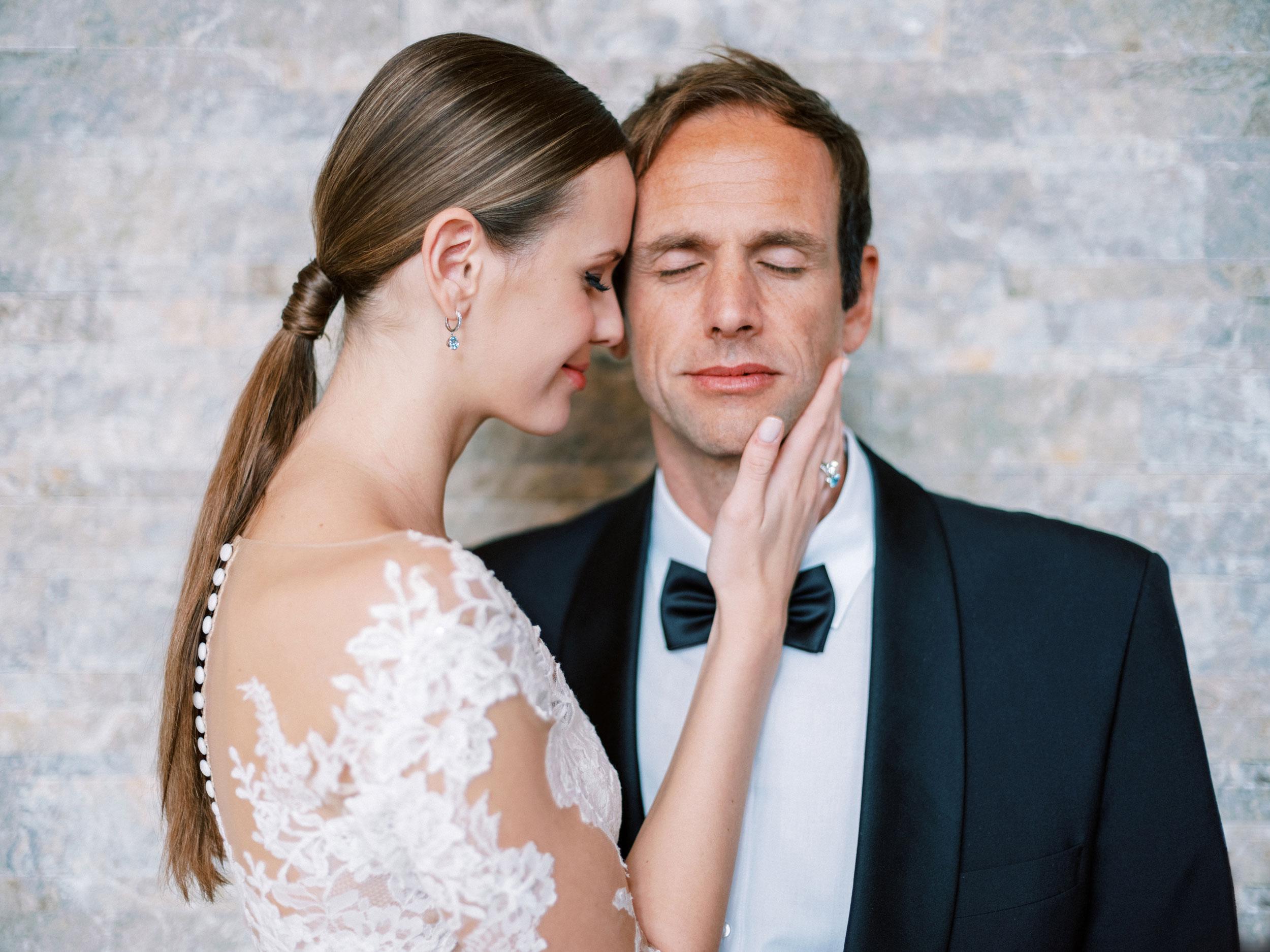 bridalhairandmakeup makeup Artist soelden iceq tyrol austria destination Wedding Melanie R.