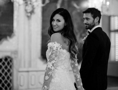 Schloss-Hochzeit Österreich – Elle & Matthias